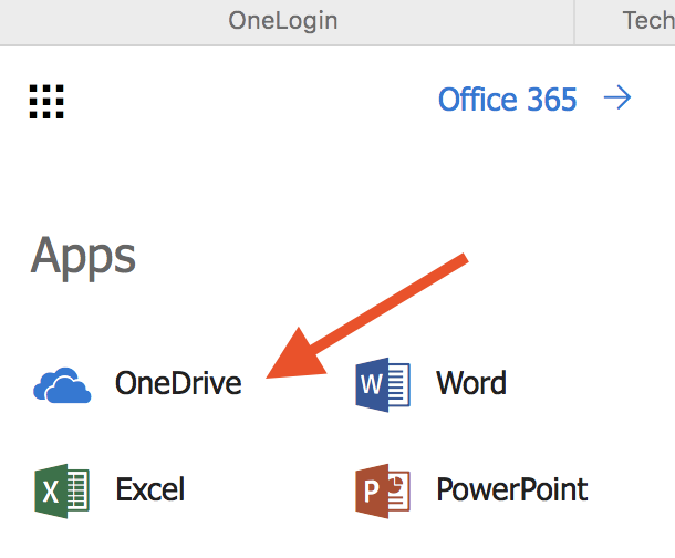 How To Access Onedrive From A Browser Non Aps Workstation Aps