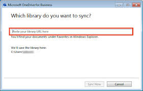 How To Find Your Onedrive Library Url Aps Service Support Center